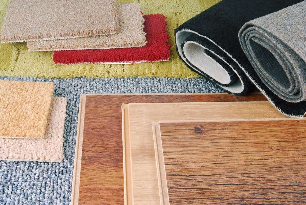 carpets history types of