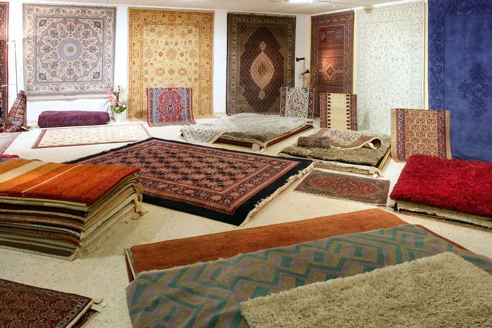 rugs types of