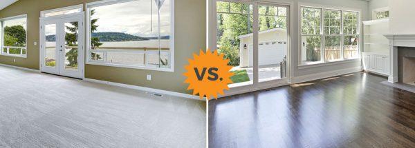 carpets vs timber flooring bedrooms