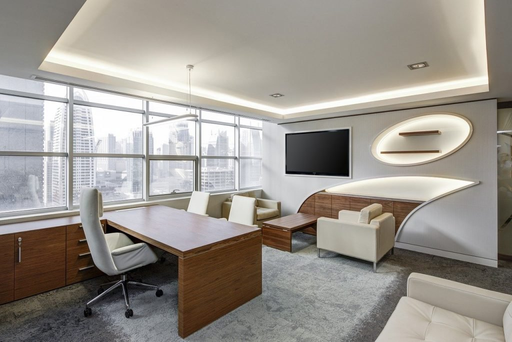 Best commercial flooring for offices