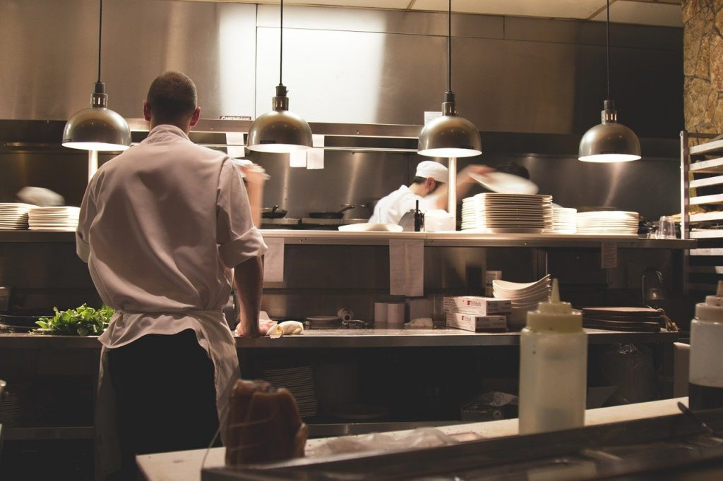 Best types of commercial flooring for restaurants and kitchens